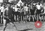 Image of Hitler Youth camp Offenburg Germany, 1942, second 5 stock footage video 65675061198