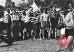 Image of Hitler Youth camp Offenburg Germany, 1942, second 10 stock footage video 65675061198