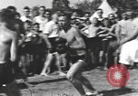 Image of Hitler Youth camp Offenburg Germany, 1942, second 12 stock footage video 65675061198