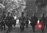 Image of Hitler Youth camp Offenburg Germany, 1937, second 11 stock footage video 65675061202