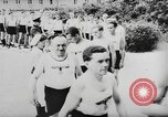 Image of blood donors Germany, 1944, second 9 stock footage video 65675061204