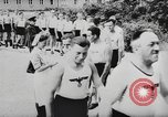Image of blood donors Germany, 1944, second 11 stock footage video 65675061204