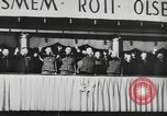 Image of Hitler Youth conference Prague Czechoslovakia, 1944, second 10 stock footage video 65675061205