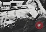 Image of German forces repair telephone line Germany, 1944, second 8 stock footage video 65675061207