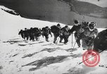 Image of German ski troops France, 1944, second 10 stock footage video 65675061208