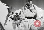 Image of German ski troops France, 1944, second 12 stock footage video 65675061208