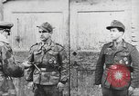 Image of German soldiers receive Iron Cross Italy, 1944, second 1 stock footage video 65675061209