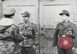 Image of German soldiers receive Iron Cross Italy, 1944, second 2 stock footage video 65675061209