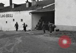 Image of Youth cadets of Royal Hungarian High School marching Freyung Germany, 1945, second 9 stock footage video 65675061210