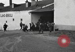 Image of Youth cadets of Royal Hungarian High School marching Freyung Germany, 1945, second 12 stock footage video 65675061210