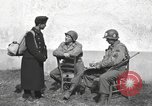Image of US soldiers interview Hungarian military school boys Freyung Germany, 1945, second 11 stock footage video 65675061211