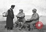 Image of US soldiers interview Hungarian military school boys Freyung Germany, 1945, second 12 stock footage video 65675061211