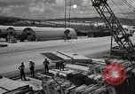 Image of naval supply depot Guam Mariana Islands, 1945, second 10 stock footage video 65675061215