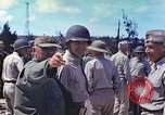 Image of Admiral Richmond Turner Saipan Northern Mariana Islands, 1944, second 5 stock footage video 65675061222