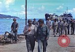 Image of Admiral Richmond Turner Saipan Northern Mariana Islands, 1944, second 6 stock footage video 65675061222