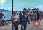 Image of Admiral Richmond Turner Saipan Northern Mariana Islands, 1944, second 7 stock footage video 65675061222