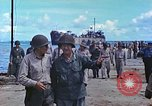 Image of Admiral Richmond Turner Saipan Northern Mariana Islands, 1944, second 9 stock footage video 65675061222