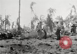 Image of United States soldiers Enewetak Atoll Marshall Islands, 1944, second 4 stock footage video 65675061235