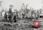 Image of United States soldiers Enewetak Atoll Marshall Islands, 1944, second 5 stock footage video 65675061235