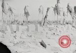 Image of Eniwetok after its capture by US forces Eniwetok Atoll Marshall Islands, 1944, second 10 stock footage video 65675061240