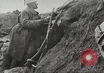 Image of US soldiers in trenches during Meuse-Argonne Offensive France, 1918, second 9 stock footage video 65675061246