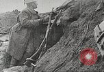 Image of US soldiers in trenches during Meuse-Argonne Offensive France, 1918, second 10 stock footage video 65675061246