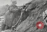 Image of US soldiers in trenches during Meuse-Argonne Offensive France, 1918, second 11 stock footage video 65675061246