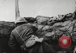 Image of US soldiers in trenches during Meuse-Argonne Offensive France, 1918, second 12 stock footage video 65675061246