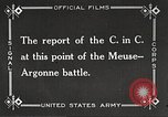 Image of General John Pershing France, 1918, second 5 stock footage video 65675061252