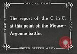 Image of General John Pershing France, 1918, second 6 stock footage video 65675061252