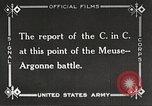 Image of General John Pershing France, 1918, second 9 stock footage video 65675061252