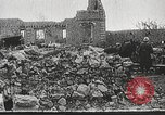 Image of ruined village Maricourt village France, 1916, second 5 stock footage video 65675061258