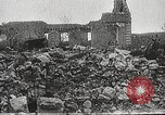 Image of ruined village Maricourt village France, 1916, second 6 stock footage video 65675061258