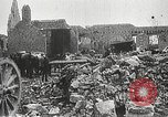Image of ruined village Maricourt village France, 1916, second 9 stock footage video 65675061258