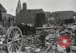Image of ruined village Maricourt village France, 1916, second 10 stock footage video 65675061258