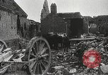Image of ruined village Maricourt village France, 1916, second 11 stock footage video 65675061258