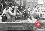 Image of home-made pool New York United States USA, 1922, second 11 stock footage video 65675061269
