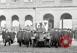 Image of French recognition ceremony at Les Invalides Paris France, 1924, second 5 stock footage video 65675061274