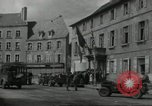 Image of United States soldiers Cherbourg Normandy France, 1944, second 4 stock footage video 65675061282