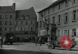 Image of United States soldiers Cherbourg Normandy France, 1944, second 8 stock footage video 65675061282
