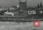 Image of Allied landing craft Normandy France, 1944, second 5 stock footage video 65675061285