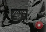Image of United States soldiers Normandy France, 1944, second 2 stock footage video 65675061287
