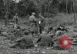 Image of United States soldiers Colleville-sur-Mer Normandy France, 1944, second 10 stock footage video 65675061291