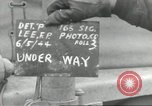 Image of United States convoy Normandy France, 1944, second 3 stock footage video 65675061308
