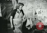 Image of poor farm family United States USA, 1940, second 2 stock footage video 65675061311