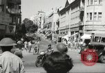 Image of Jerusalem 1947 riots Jerusalem Palestine, 1947, second 10 stock footage video 65675061318