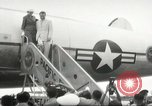 Image of Richard Nixon South Vietnam, 1953, second 9 stock footage video 65675061320