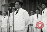 Image of Richard Nixon Saigon South Vietnam, 1953, second 6 stock footage video 65675061321