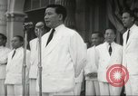 Image of Richard Nixon Saigon South Vietnam, 1953, second 7 stock footage video 65675061321