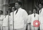 Image of Richard Nixon Saigon South Vietnam, 1953, second 8 stock footage video 65675061321